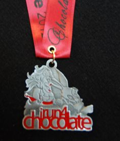 Run For Chocolate 10k - St Catherines Ont. - 2012
