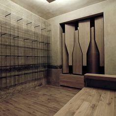 Red Pif Restaurant & Wine Shop by Aulík Fišer Architekti