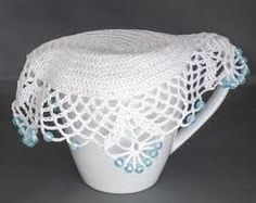 Image result for how to make beaded jug covers