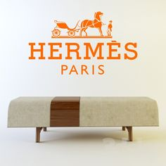 models: Other soft seating - Hermes Cheval D'Arcons bench Furniture Ads, Home Decor Furniture, Furniture Making, Luxury Furniture, Furniture Design, Upholstered Bench, Ottoman Bench, End Of Bed Bench, Floating Shelves Diy