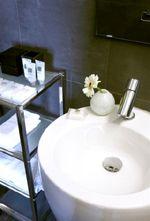 Residenz hotel, Den Haag. Bathroom