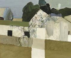 ALONGTIMEALONE: Keith Vaughan (1912-1977) Blackmore End II, 1971