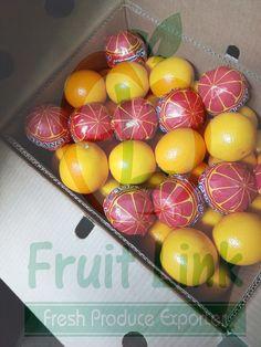 Valencia Orange, Easter Eggs, Fruit, Food, Essen, Meals, Yemek, Eten