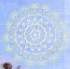 Crochet Art: Crochet doily - So fine