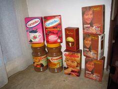 SOCÍK STYLE-Ostalgia: CS Čokolády,cukríky,žuvačky a kakao