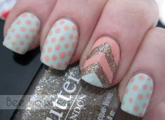 Easter Manicures To Inspire You!