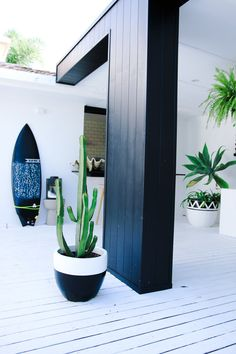 A boutique renovation company created by three best friends and busy mums. Outdoor Rooms, Outdoor Living, Outdoor Decor, Outdoor Ideas, Three Birds Renovations, Exterior Cladding, Garden Landscape Design, A Boutique, My Dream Home