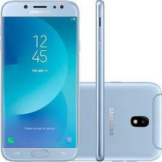 "Foto 1 - Smartphone Samsung Galaxy J7 Pro Android 7.0 Tela 5.5"" Octa-Core 64GB 4G Wi-Fi Câmera 13MP - Azul"