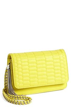 Aimee Kestenberg Quilted Crossbody available at #Nordstrom Super cute $128