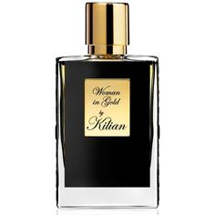 Women's Kilian Woman In Gold Collector's Edition Refillable Perfume... ($295) ❤ liked on Polyvore featuring beauty products, fragrance, no color, kilian perfume, kilian fragrance, spray perfume, perfume fragrance and parfum fragrance