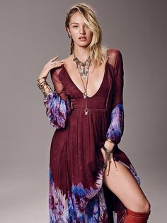Dazed Dream Maxi Dress at Free People Clothing Boutique