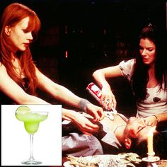 Practical Magic: Midnight Margaritas You can find more Classic Margarita's on the link ...