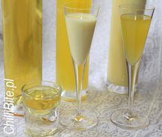 ChilliBite.pl - motywuje do gotowania!: Cytrynówka, limoncellio i crema di limoni