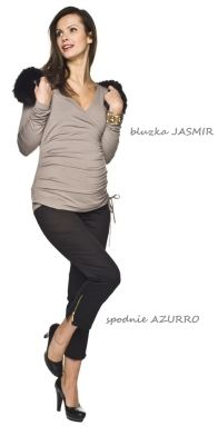 Spodnie ciążowe Azurro/Maternity trousers Czarnehttp://maternity.com.pl/pl/p/Spodnie-ciazowe-Azurro-Czarne/1226