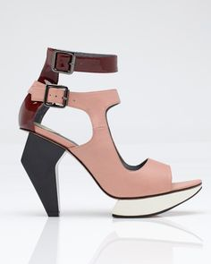Heavy Machine #fashion #heels #shoes #footwear