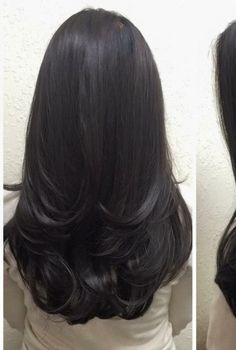 Womens Hair Dos Hairdos 68 New Ideas Haircuts For Long Hair, Long Hair Cuts, Beautiful Long Hair, Gorgeous Hair, Medium Hair Styles, Short Hair Styles, Hair Color And Cut, Long Layered Hair, Balayage Hair