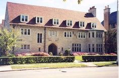 Kappa Kappa Gamma Houses: Illinois