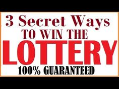 3 Secret Ways to win the Lottery that Nobody will tell you Pick 3 Lottery, Lotto Lottery, Lottery Strategy, Lottery Tips, Lottery Games, Lottery Tickets, Lottery Book, How To Win Lottery, Picking Lottery Numbers