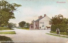 Monk's Heath on the Knutsford Road is where Charles and Fortuna were stranded for the night after the carriage axle broke. They were trying to thwart Juliana's faux elopement with Sinjin in BLIND FORTUNE.