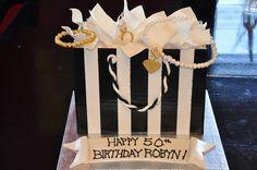 Themed Birthday Cakes That Are Simply Gorgeous Fondant Cakes, Cupcake Cakes, Cupcakes, Shoe Cakes, Mini Cakes, Happy 50th Birthday, Themed Birthday Cakes, Girl Birthday, Birthday Ideas