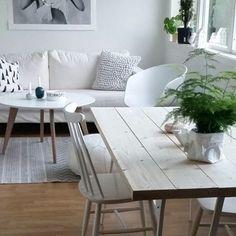 This DIY table by @ssevjen is super nice ! #ilovemyinterior