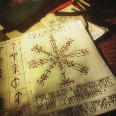 Løndomsstav - This is used to untie certain lønrunes, and as a guide to bindin. Norse Mythology Tattoo, Norse Tattoo, Viking Tattoos, Wiccan Tattoos, Inca Tattoo, Rune Symbols, Magic Symbols, Viking Symbols, Egyptian Symbols