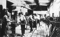 TON workshop - bending into jigs