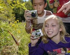 THE HYBRID MIND: The More High-Tech Schools Become, the More Nature They Need : The New Nature Movement