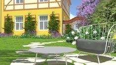Zahrada u vily z počátku 20. století - Letem květem #flowergarden #garden #familygarden #landscapearchitect  #praque #zahradniarchitekt #praha #zahrada #moderngarden #rodinnazahrada #czechgarden #letemkvetem #mywork Praha, Outdoor Decor, Home Decor, Decoration Home, Room Decor, Home Interior Design, Home Decoration, Interior Design
