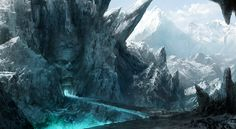 great--we-found-the-gate-to-hell-d-fantasy-demon-snow-horror-concept-art-matte-painting-adventure-ice-hell-mountain-pi.jpg (1500×821)