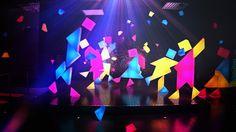 MTV Live Idents by ZEITGUISED , via Behance