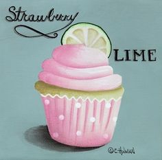 Strawberry Lime (Catherine Holman)