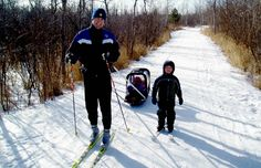 Tow Your Kids While Cross-Country Skiing: Pulk 101 Snow Sled, Nordic Skiing, Ski Jumping, Sports Training, Cross Country Skiing, Jackson Hole, Winter Scenes, Winter Sports, North Face Backpack