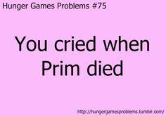 @demibrunner Hunger game problems