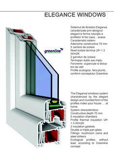 ELEGANCE WINDOWS http://www.lipoplast.ro/ferestre/ferestrele-elegance/