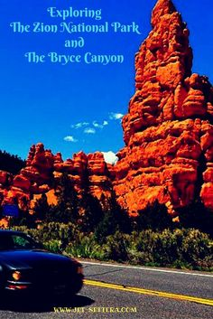 Read about the most beautiful national parks in Utah: Zion National Park and the…