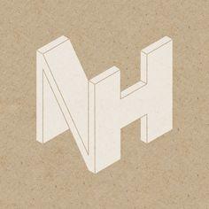 NH type logo