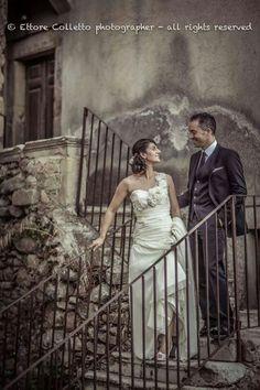 Il tempo così come ce l'hanno insegnato non esiste, esiste un solo tempo: il qui e ora!  Foto Matrimonio 2014
