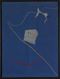 * Circus Horse, 1927 - Joan Miro (Spanish, 1893-1983).