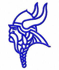 Viking Embroidery Instant Download 7 by SoftKittyLittleKitty, $2.95