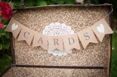 'Cards' Mini Banner - Always Eventive: Events & Furniture Hire Burlap Bunting, Banner, Mini, Frame, Cards, Furniture, Home Decor, Banner Stands, Picture Frame
