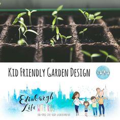 Family friendly garden design ideas - kid friendly garden ideas for all the family.