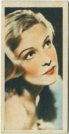 Madeleine Carroll 1934