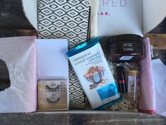 POPSUGAR Must Have February box review