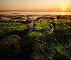 Sunset over Pagudpud, Ilocos Norte, Philippines Beautiful Sunset, Beautiful Places, Ilocos, Laguna Beach, Places Ive Been, Philippines, Scenery, Places To Visit, Nature