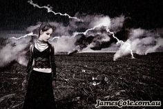 Coda - A lone girl in a post-apocalyptic. Available as framed and mounted photographic prints, iPhone & iPad covers and various apparel designs. Post Apocalyptic Art, Gothic Angel, Girl Standing, Post Apocalypse, Apparel Design, Photographic Prints, Dark Art, Light In The Dark, Fine Art Prints