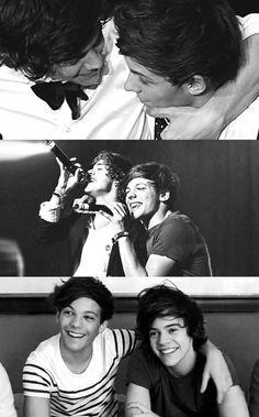Larry :) *its a bromance not a romance*