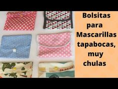 Bolsitas para mascarillas, tapabocas - YouTube Hand Embroidery Designs, Crafts For Teens, Fun Projects, Sunglasses Case, About Me Blog, Diy Crafts, Throw Pillows, Sewing, Crochet