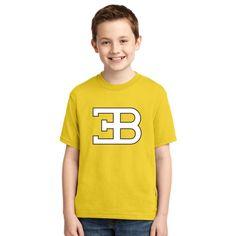 Bugatti Logo Youth T-shirt