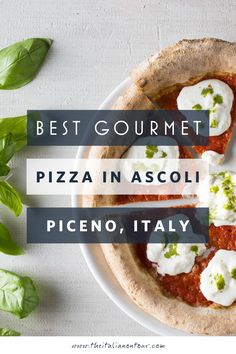 Eating pizza in Italy is integral to almost every Italian vacation and your trip to Ascoli Piceno, Italy should be no different. Get tips from two locals on where to eat pizza in Ascoli Piceno, Italy Eat Pizza, Good Pizza, Italy Travel Tips, Travel Destinations, Travel Advice, Travel Guide, Group Travel, Culture Travel, European Travel
